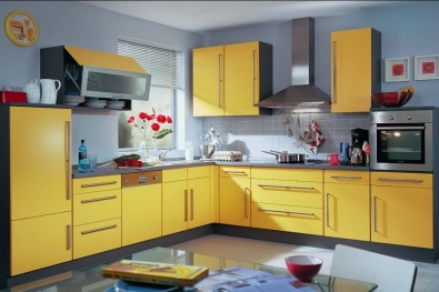 Кухня Стиль авангард